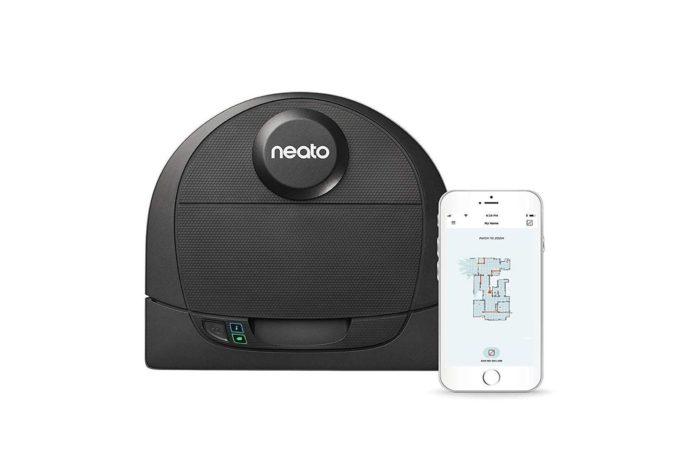Neato Robotics D4 Connected Laser Guided Robot Vacuum