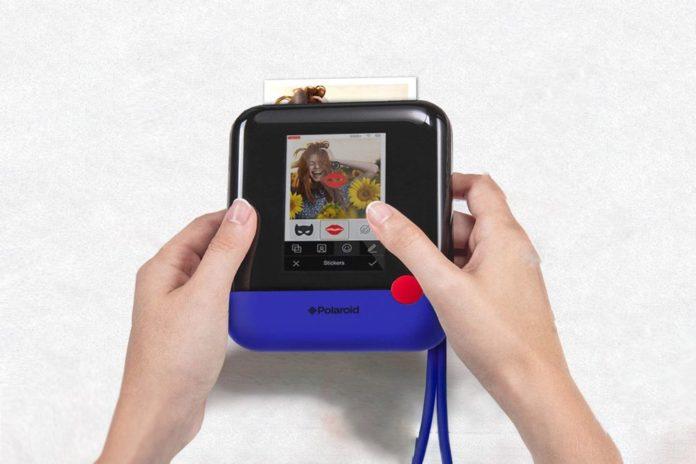 Polaroid Pop 2.0 2 in 1 Wireless Portable Instant 3x4 Photo Printer