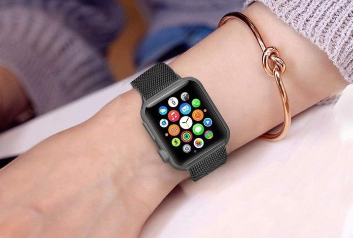 RXCOO Compatible for Apple Watch Band 38mm:40mm 42mm:44mm