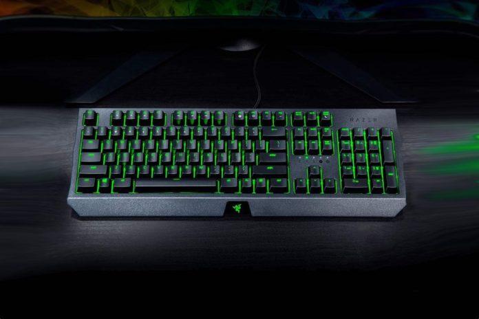 Razer BLACKWIDOW Essential Mechanical Gaming Keyboard