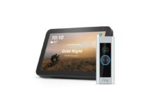 Ring Video Doorbell Pro and Echo Show 8