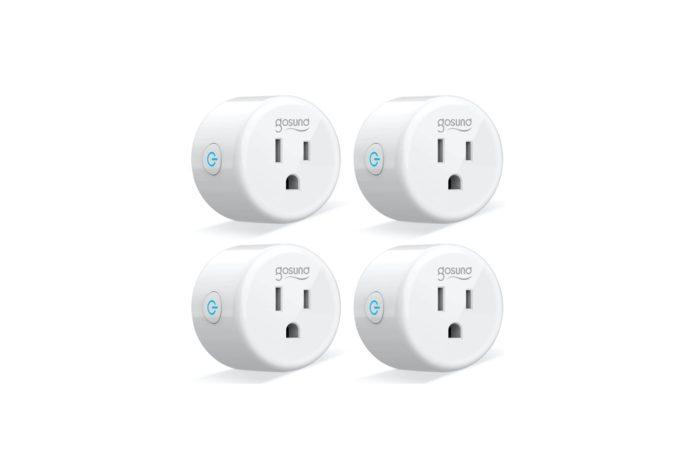 Smart Plug Gosund Smart Wifi Outlet