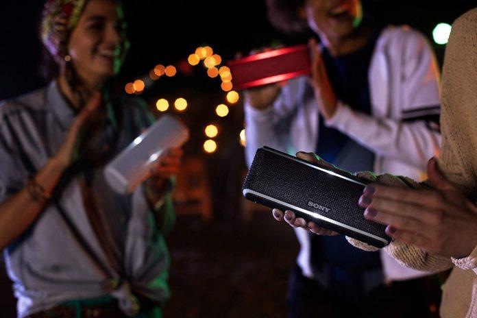 Sony SRS-XB21 Portable Wireless Bluetooth Speaker-min