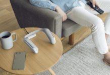 Sony SRSWS1 Wearable Speaker System