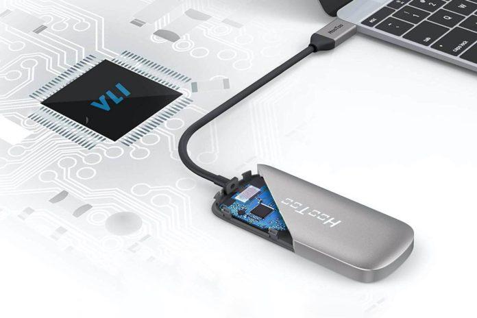 USB C Hub, HooToo Type C Adapter Hub