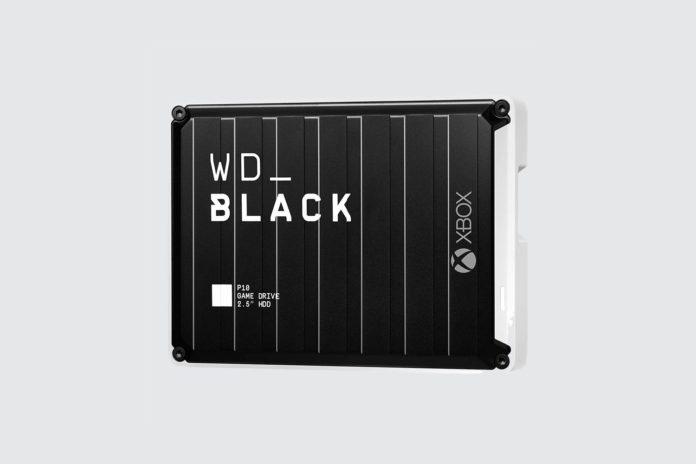 WD Black 5TB Game Drive