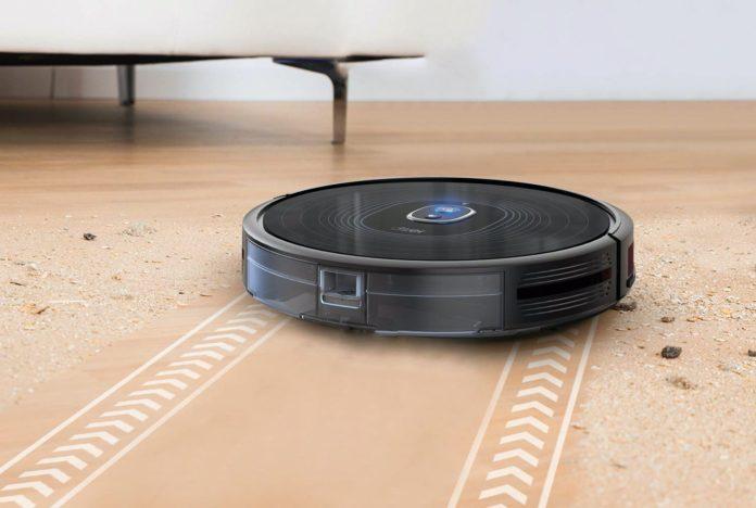 dser 2200Pa Robotic Vacuum Cleaner-min