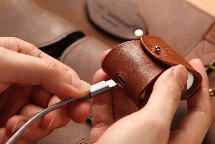 elago leather case