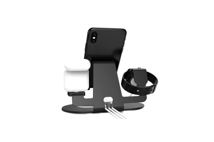 3 in 1 Aluminum Stand for Apple Device