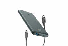 Anker PowerCore Slim 10000 PD Green Power Bank