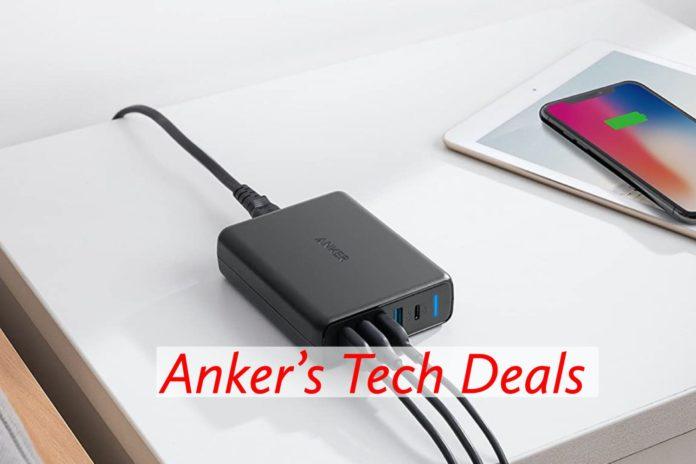 Anker's Tech Deal's