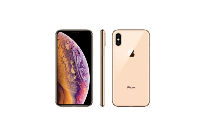 Apple iPhone XS, 64GB, Gold - Fully Unlocked
