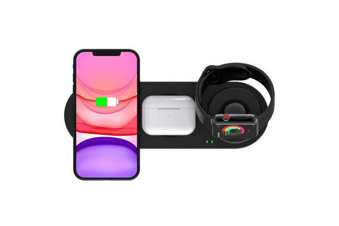 Aresh Wireless Charger Stand