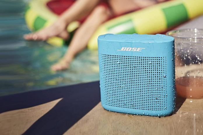 Bose SoundLink Color Bluetooth Speaker II-min