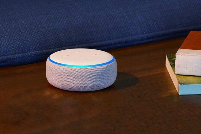 Certified Refurbished Echo Dot (3rd Gen) - Smart speaker