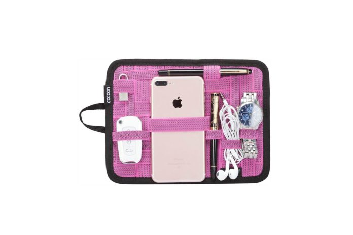 Cocoon CPG7PK GRID-IT! Accessory Organizer - Small 7.25 x 9.25 (Pink)