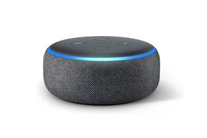 Echo Dot (3rd Gen) - Smart speaker