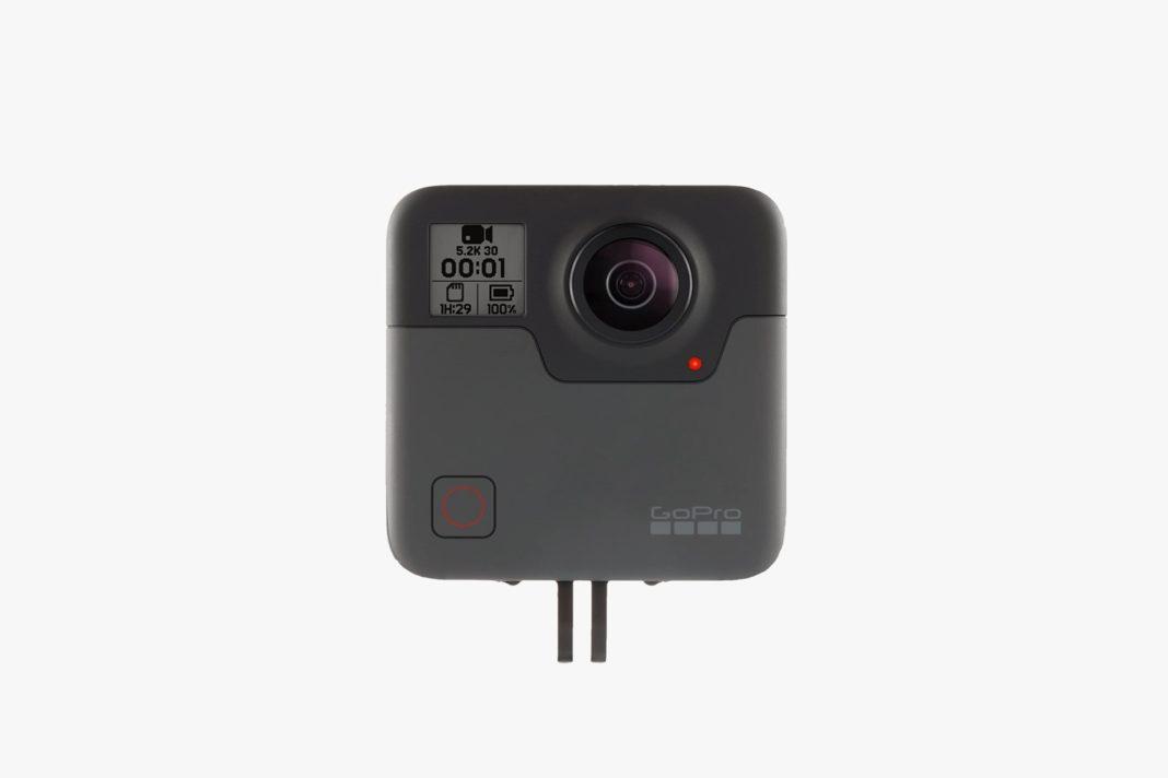 GoPro Fusion - 360 Waterproof Digital VR Camera
