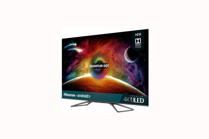 Hisense 65H9F 65-inch 4K Ultra HD Android Smart ULED TV