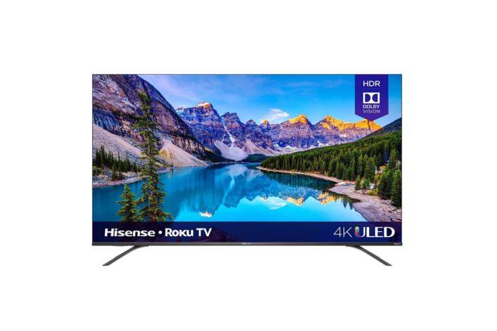 Hisense 65R8F 65-Inch 4K ULED Roku Smart TV-min