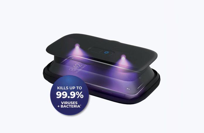 HoMedics UV-Clean Phone Sanitizer