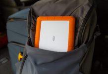 LaCie Rugged Raid Shuttle 8TB External Hard Drive Portable HDD
