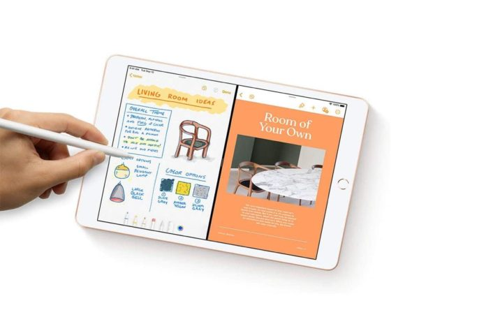 New Apple iPad (10.2-Inch, Wi-Fi + Cellular, 32GB)