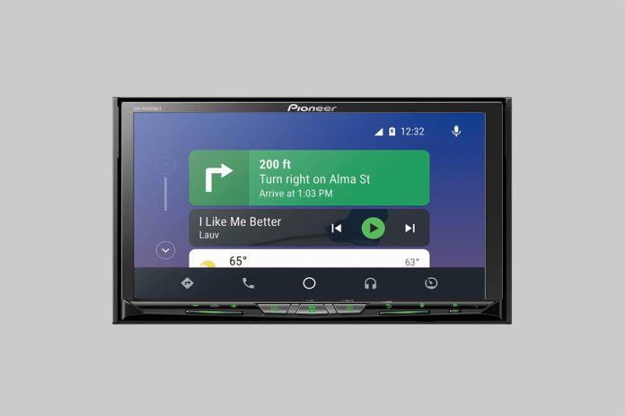 Pioneer AVH-W4500NEX Double Din Wireless Mirroring Android Auto, Apple Carplay