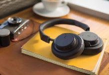 Plantronics BackBeat GO 600 Noise-Isolating Headphones