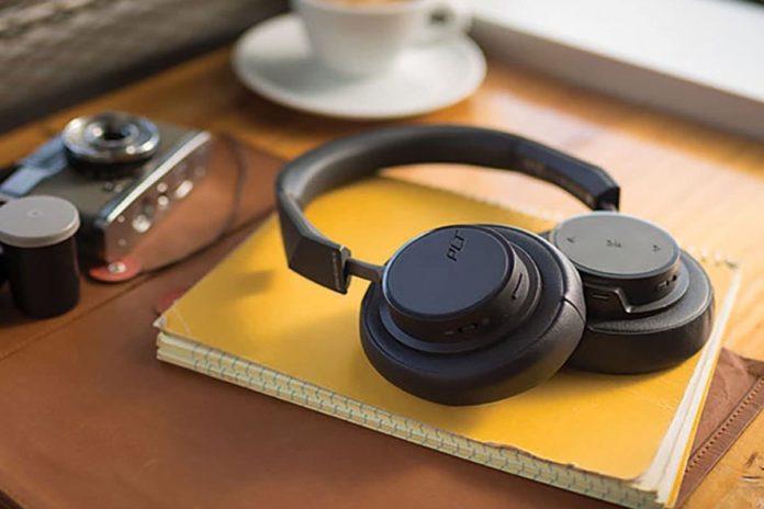 Plantronics BackBeat GO 600 Noise-Isolating Headphones