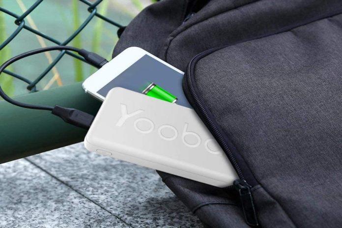 Portable Charger 20000mAh Yoobao Power Bank