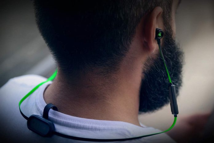 Razer Hammerhead Bluetooth Earbuds for iOS & Android