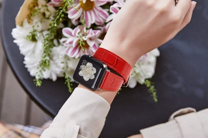 Ribivaul Leather Watch Bands