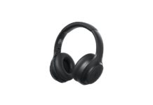 TaoTronics Active Noise Cancelling Headphones [Upgraded] Bluetooth Headphones SoundSurge