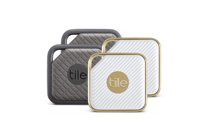 Tile Pro Combo (2017) - 4 Pack (2 x Sport, 2 x Style)