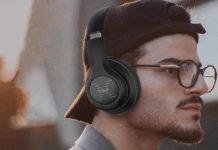Tribit XFree Tune Bluetooth Headphones