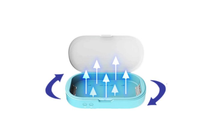 UV Cell Phone Cleaner Sanitizer