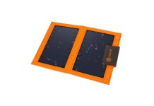 iClever 12W Solar USB Charger 8000mah Power Bank
