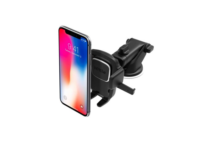 iOttie Easy One Touch 4 Dash & Windshield Car Mount Phone