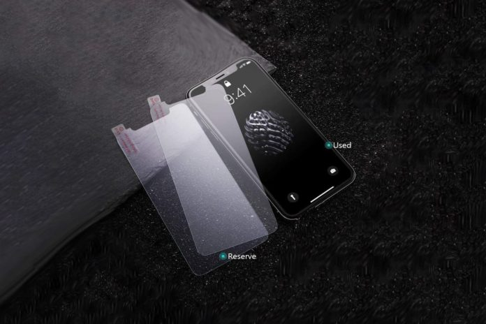iPhone XS Screen Protector [3 Packs]-min