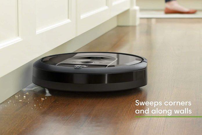 iRobot Roomba i7+ (7550) Robot Vacuum -min