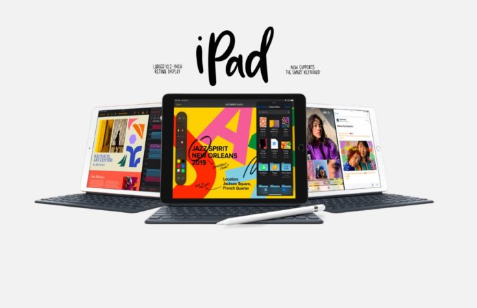 10.2 inch Latest iPad
