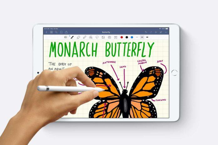 10.5 inch iPad Air