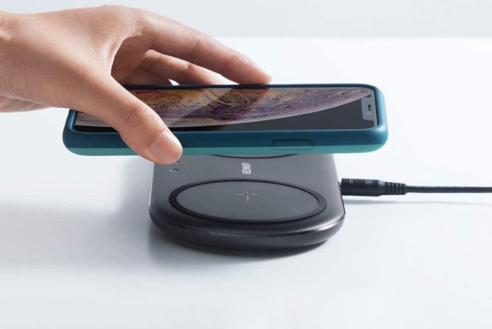Anker Dual Pad Wireless Charger