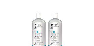 Artnaturals Alcohol Based Hand Sanitizer