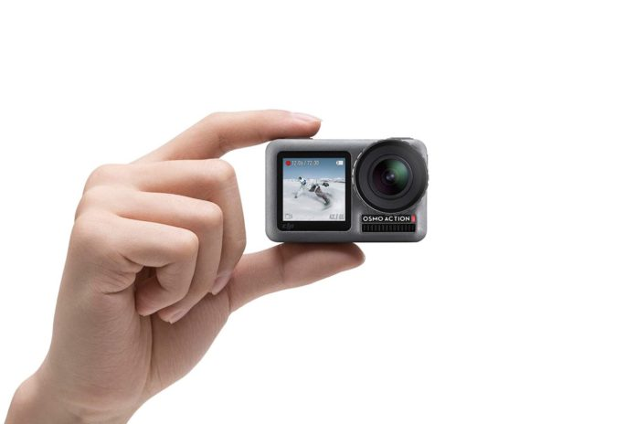 DJI Osmo Action - 4K Action Cam