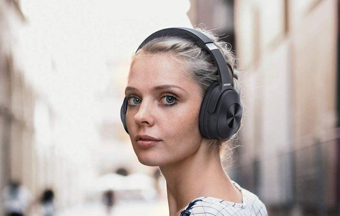 Mpow H12 Noise Cancelling Headphones