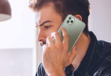 OULUOQI iPhone 11 Pro Max Case