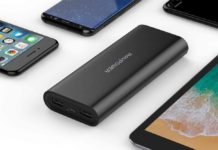 RAVPower 16750 Updated Phone Charger Battery