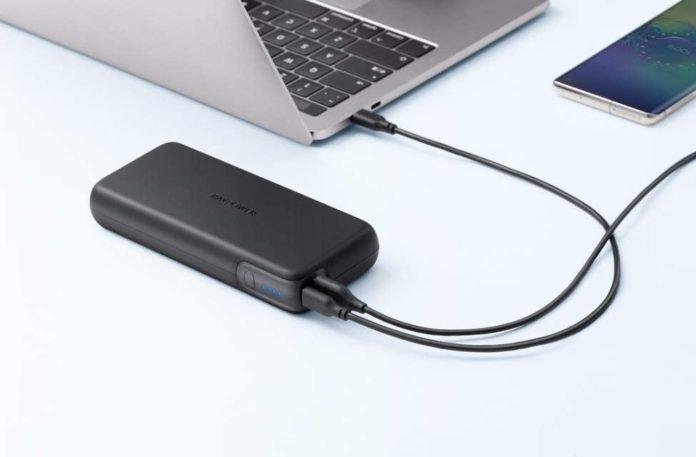 RAVPower 20000mAh 60W PD 3.0 USB C Power Bank